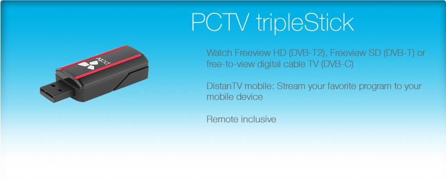PCTV tripleStick