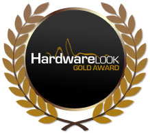HardwareLook Gold Award