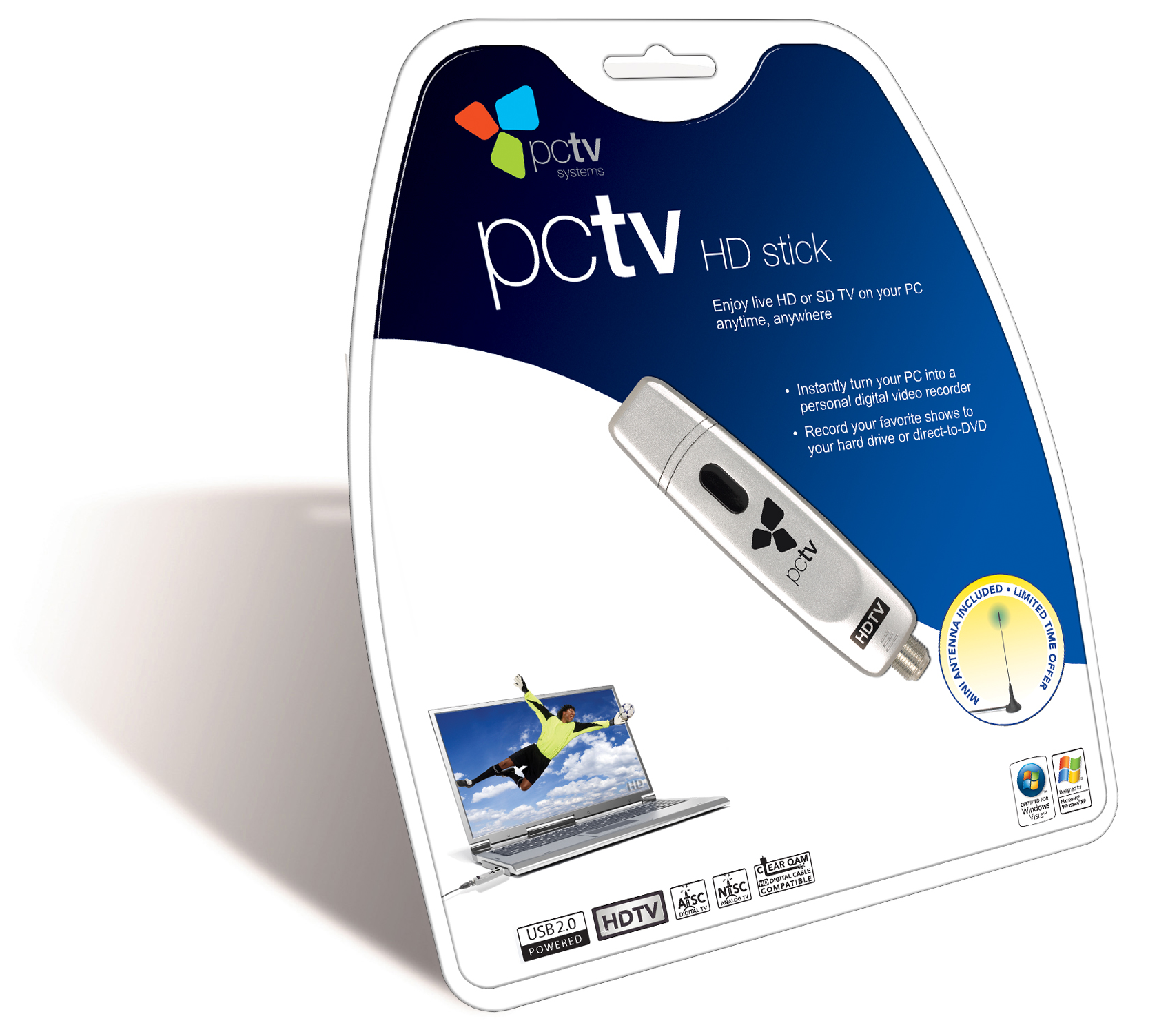 PCTV HD Stick Retail Package